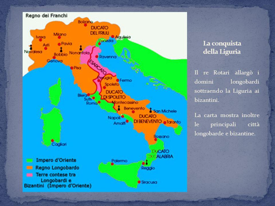 La conquista della Liguria