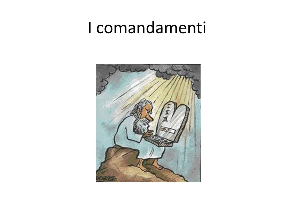 i 10 comandamenti spaccanapoli bologna - photo#28