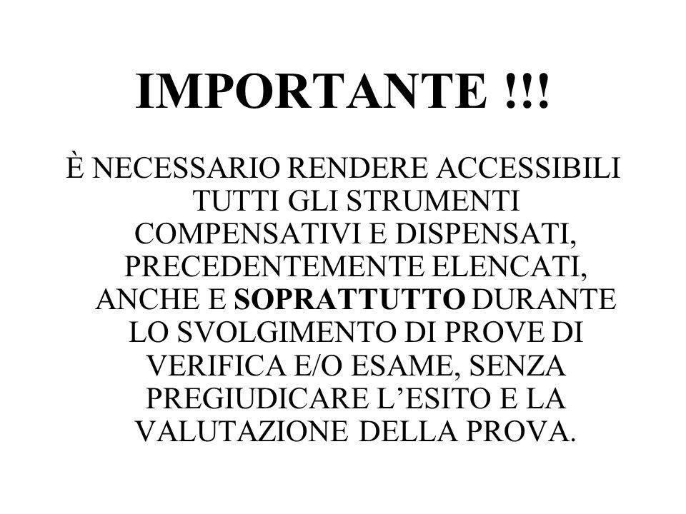IMPORTANTE !!!