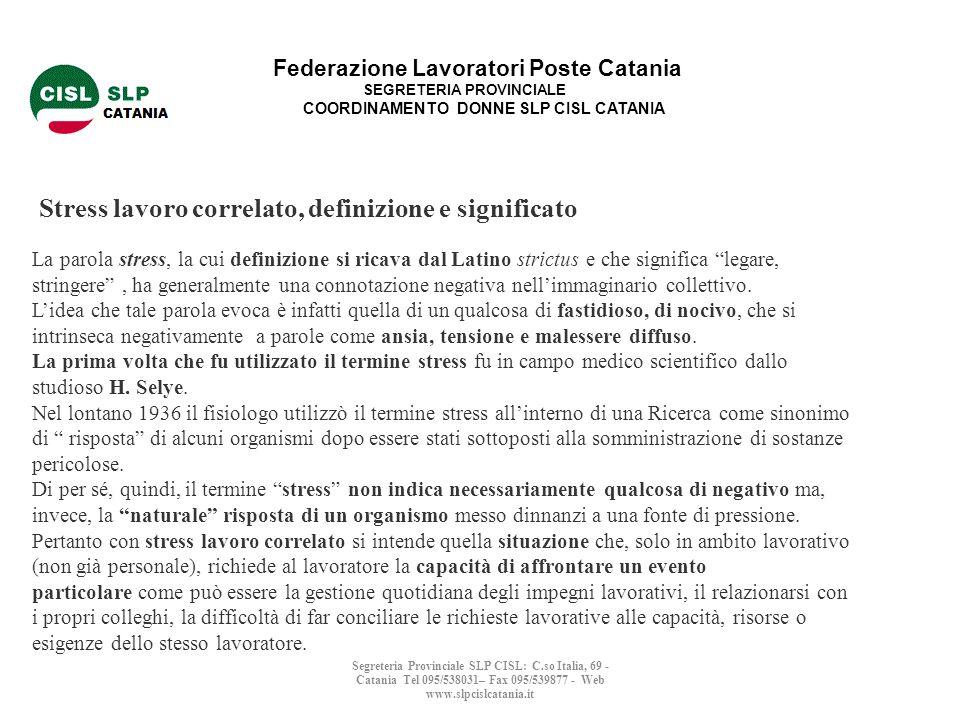 Federazione Lavoratori Poste Catania