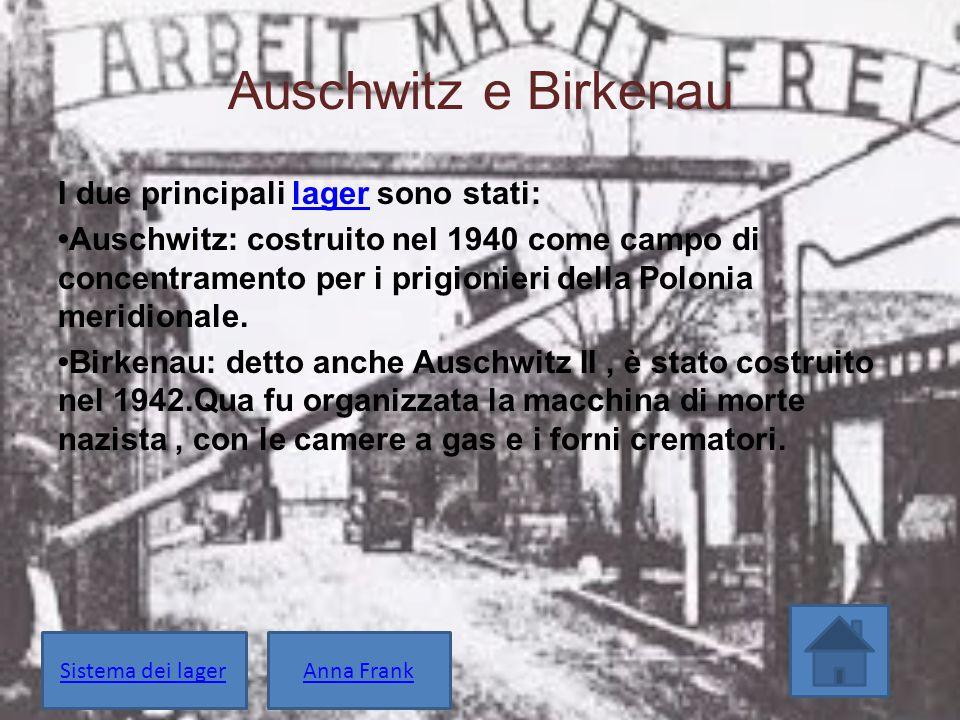 Auschwitz e Birkenau