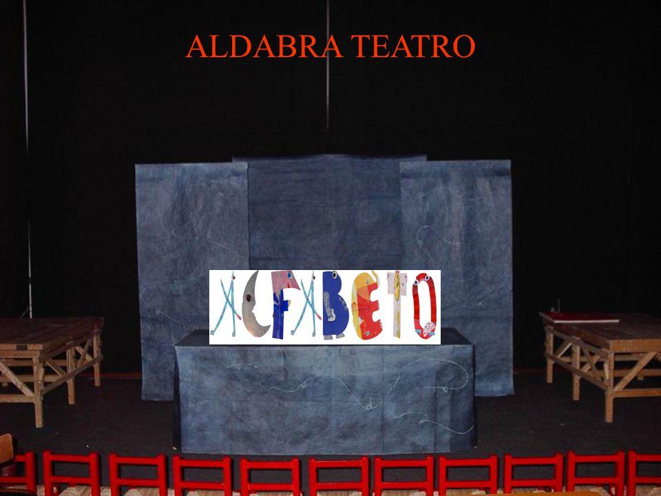 ALDABRA TEATRO