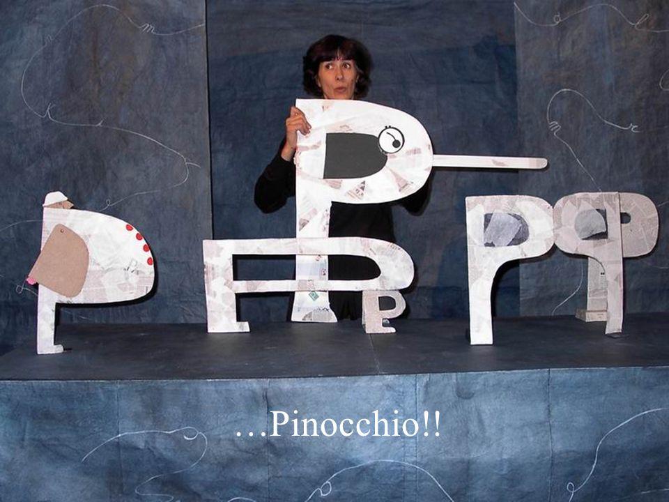 …Pinocchio!!