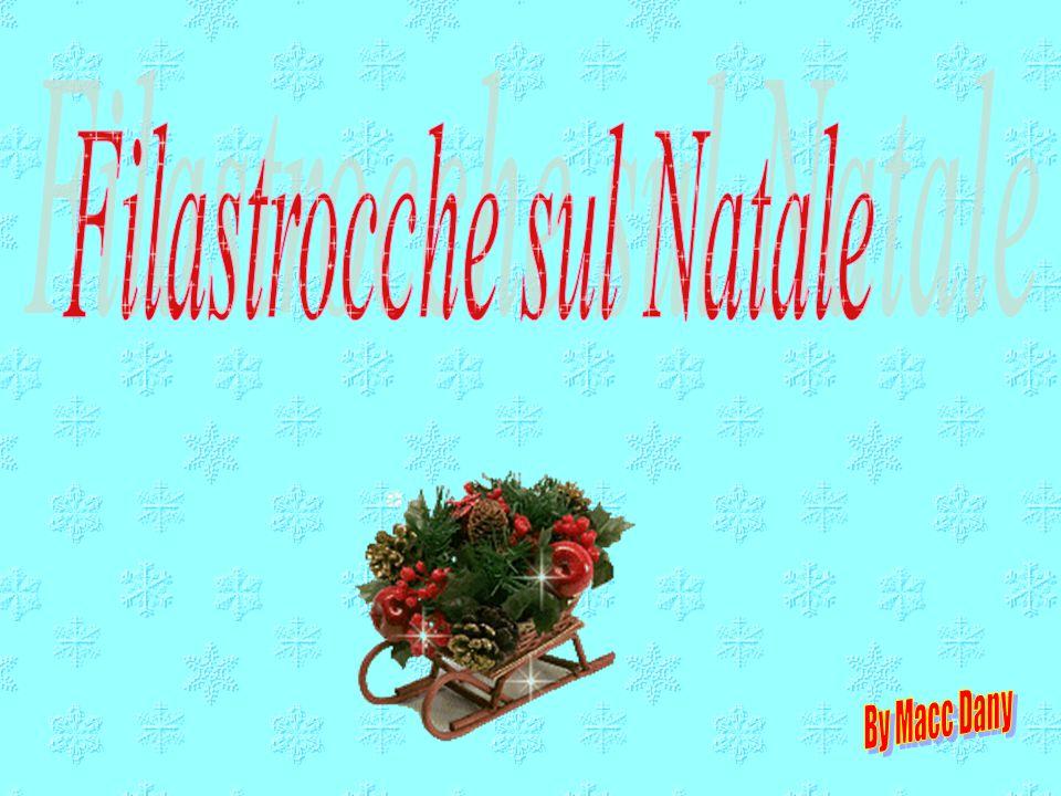 Filastrocche sul Natale