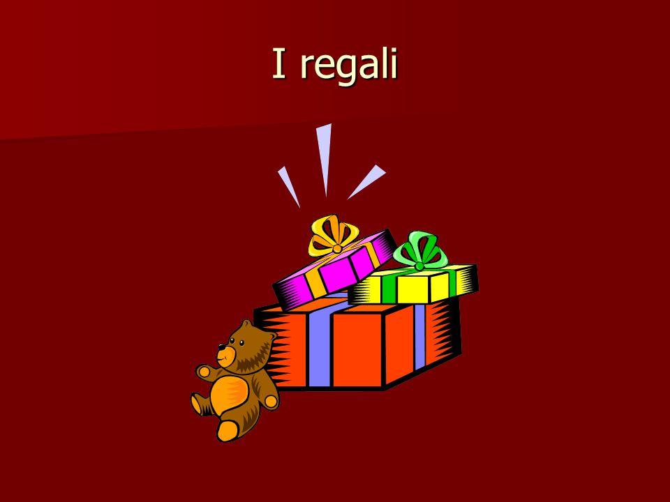 I regali