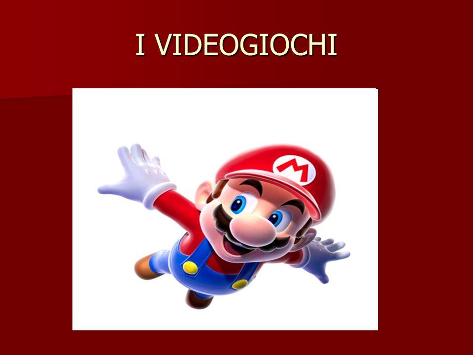I VIDEOGIOCHI