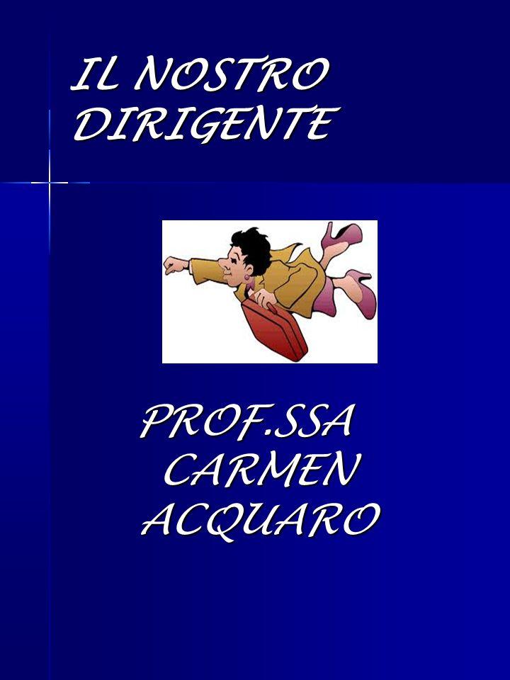 PROF.SSA CARMEN ACQUARO