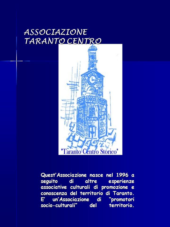 ASSOCIAZIONE TARANTO CENTRO