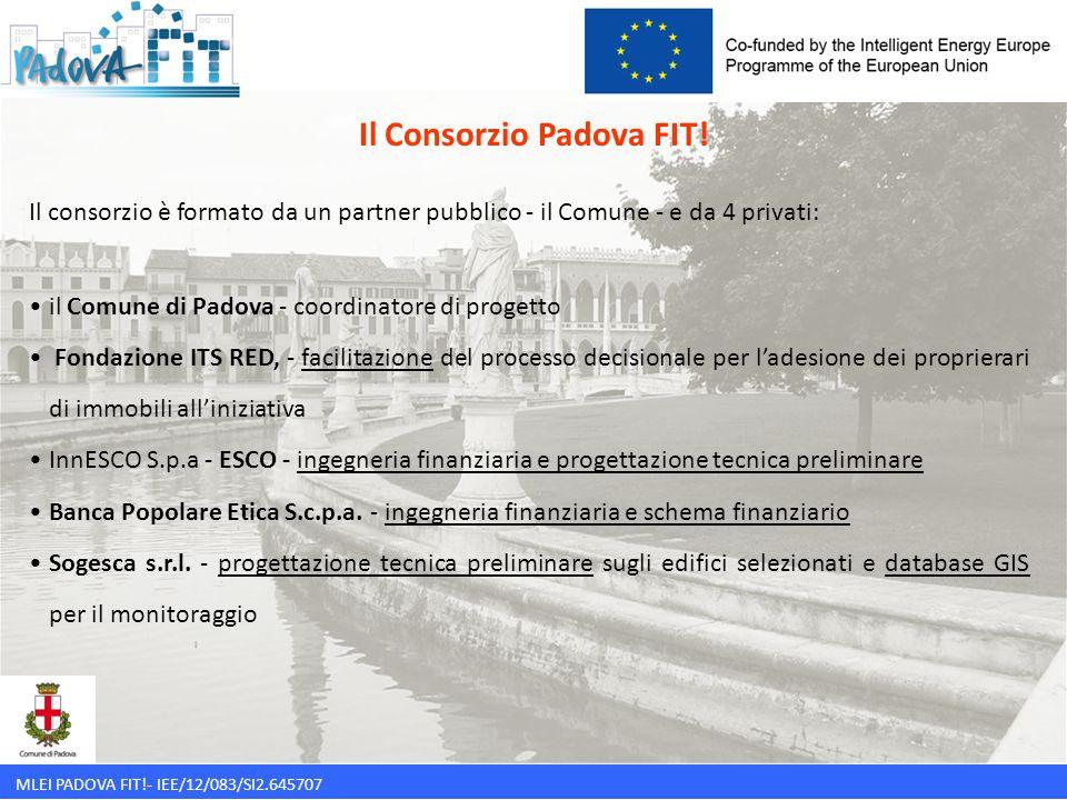 Il Consorzio Padova FIT!