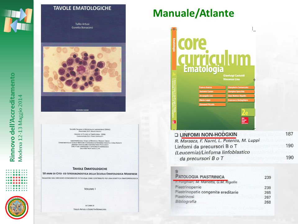 Manuale/Atlante