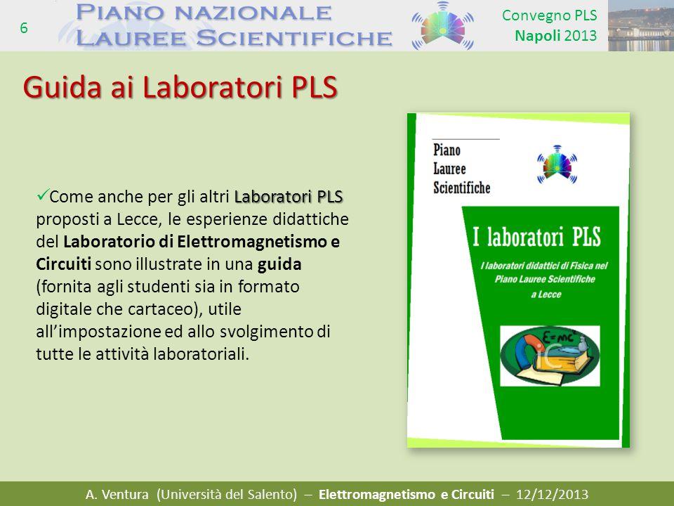 Guida ai Laboratori PLS