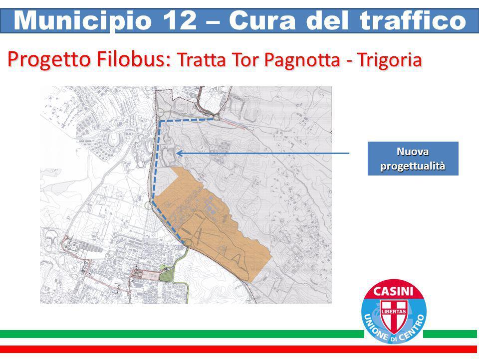 Municipio 12 – Cura del traffico