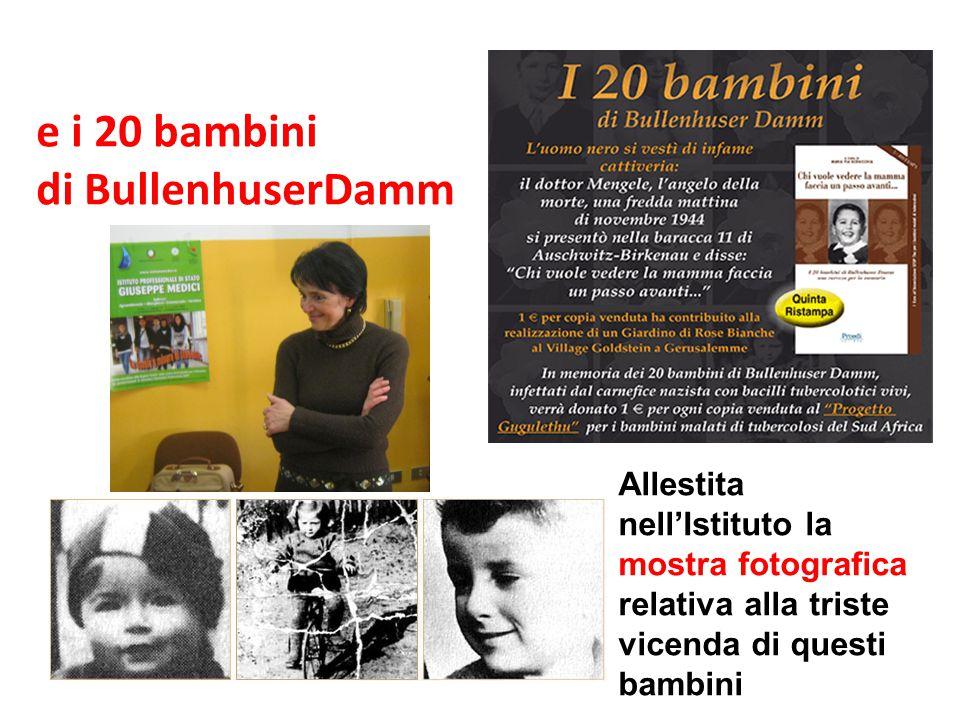 e i 20 bambini di BullenhuserDamm