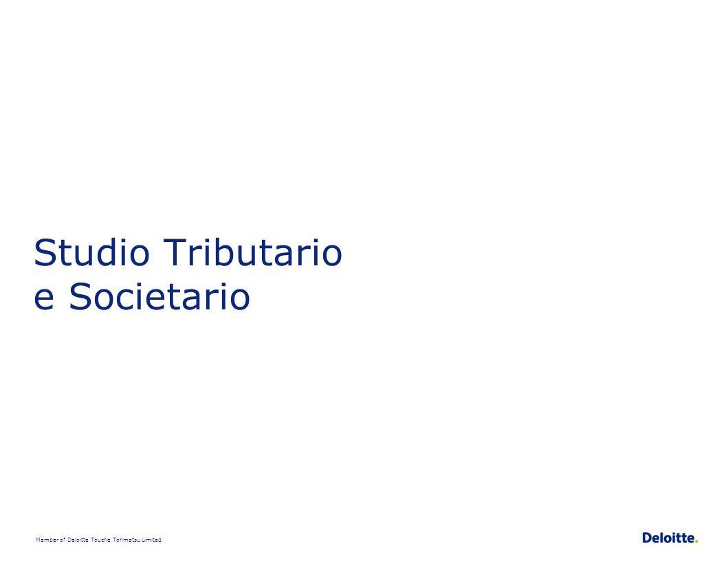 Studio Tributario e Societario
