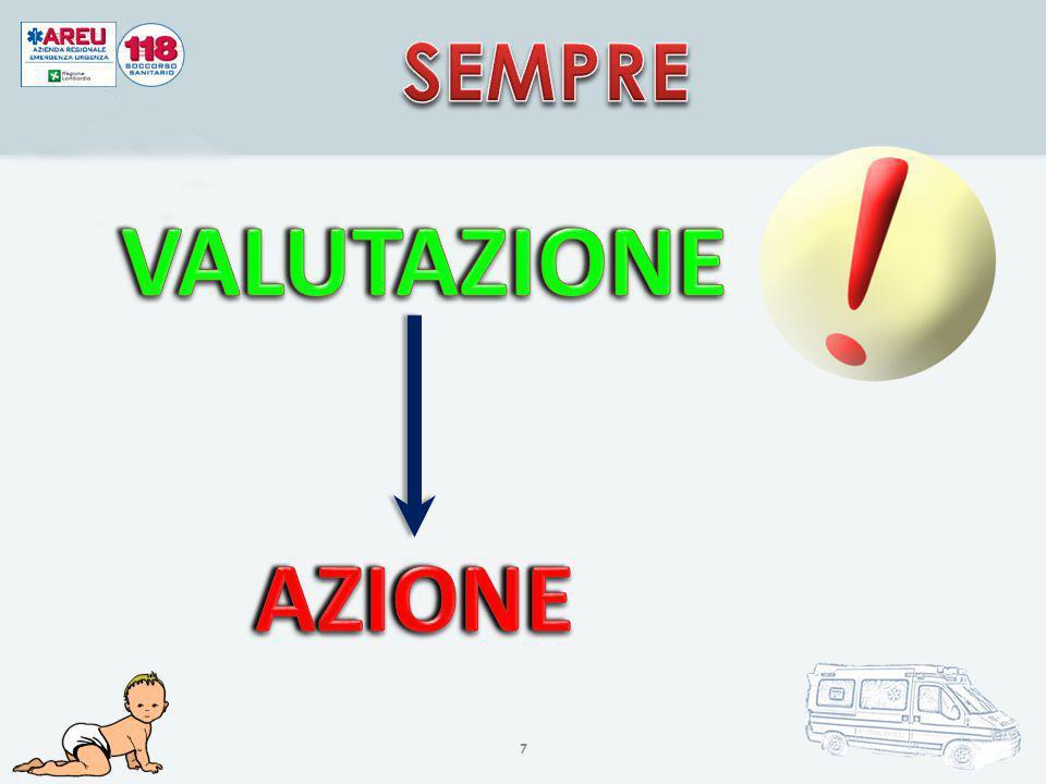 SEMPRE VALUTAZIONE AZIONE