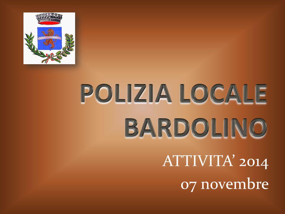 POLIZIA LOCALE BARDOLINO