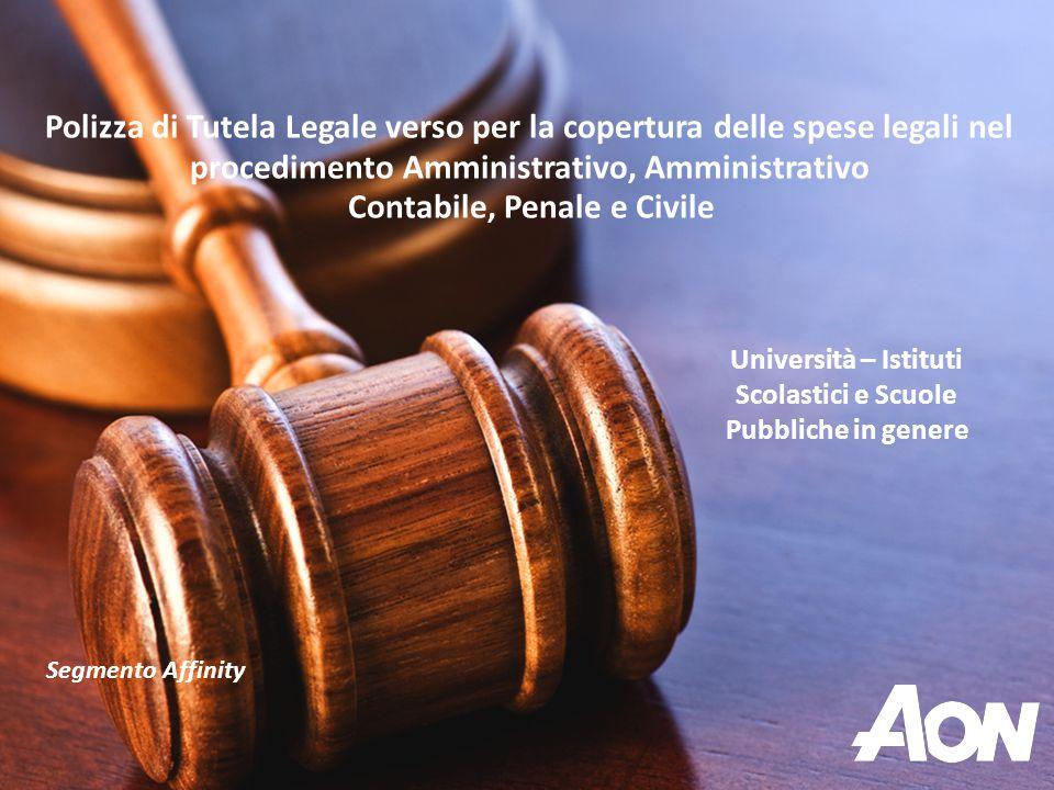 Università – Istituti Scolastici e Scuole Pubbliche in genere