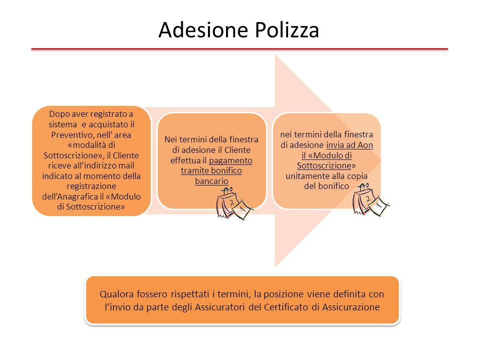 Adesione Polizza