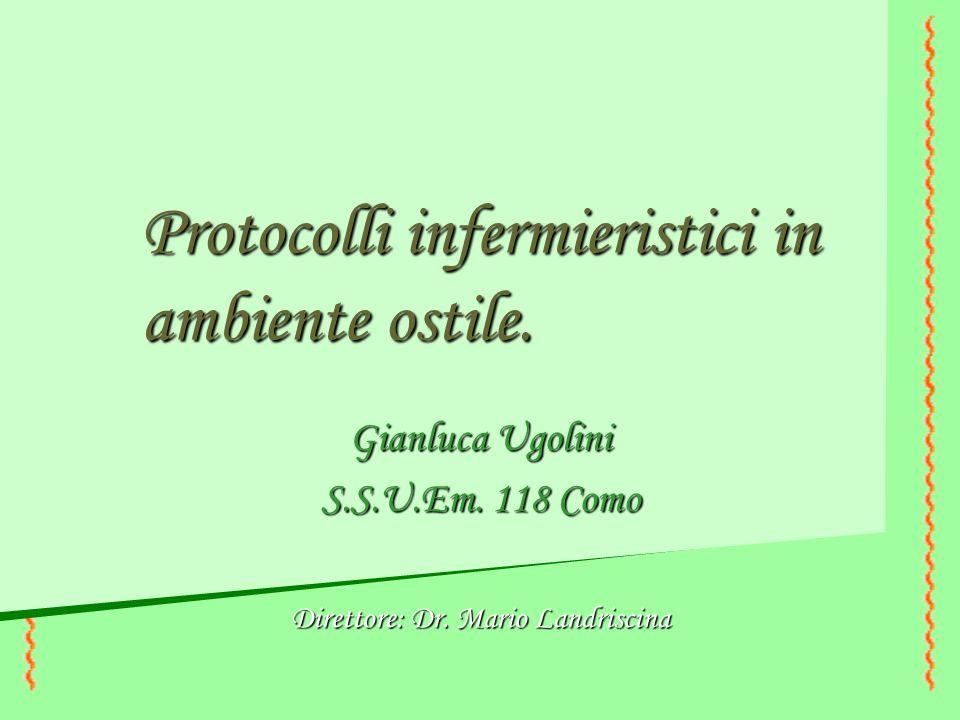 Direttore: Dr. Mario Landriscina