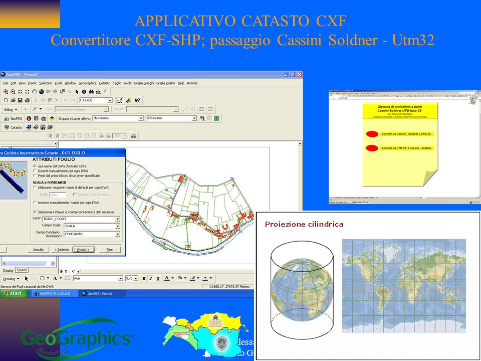 APPLICATIVO CATASTO CXF