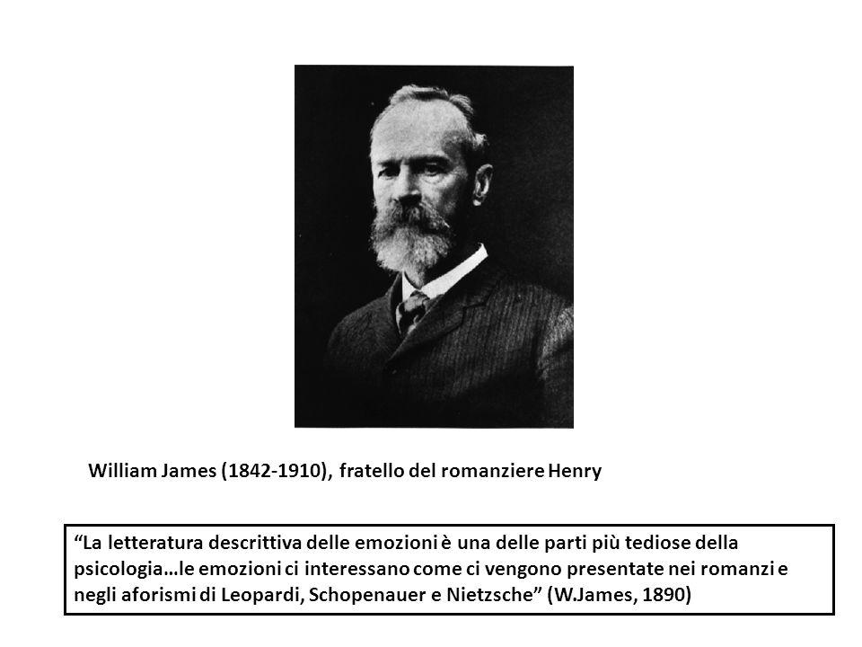 William James (1842-1910), fratello del romanziere Henry