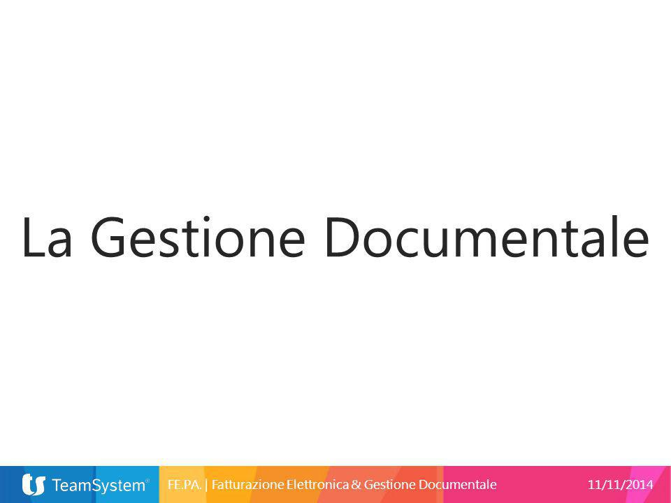 La Gestione Documentale