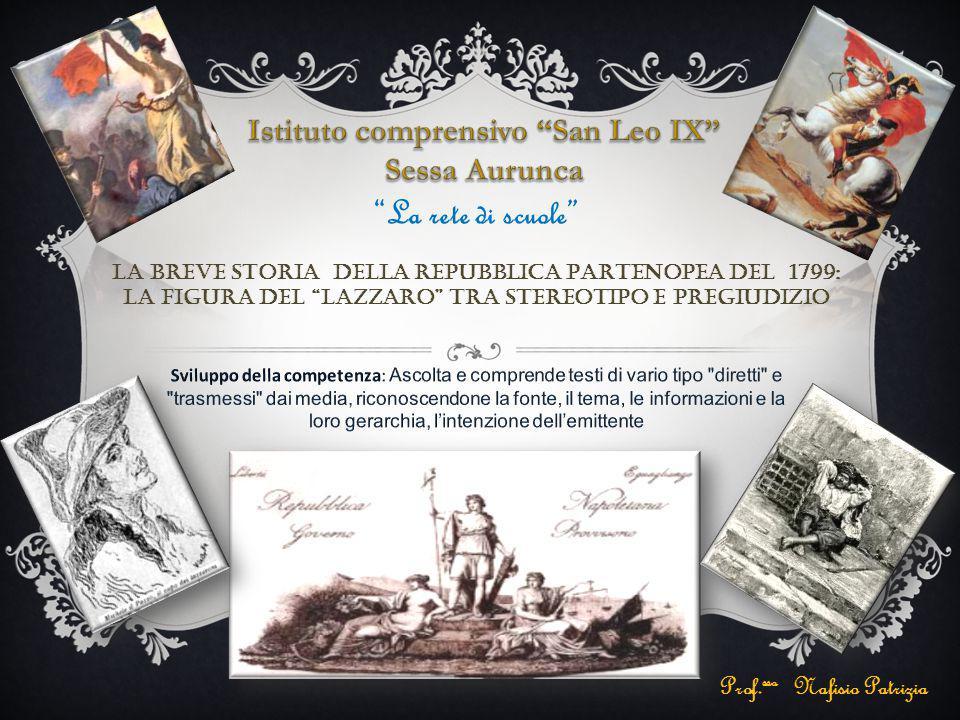 La rete di scuole Istituto comprensivo San Leo IX Sessa Aurunca