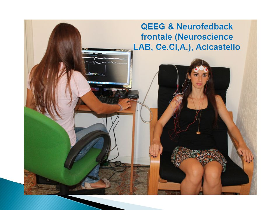 QEEG & Neurofedback frontale (Neuroscience LAB, Ce.Cl,A.), Acicastello