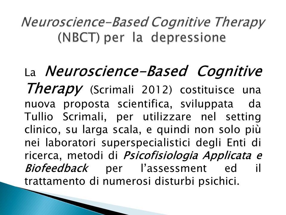 Neuroscience-Based Cognitive Therapy (NBCT) per la depressione