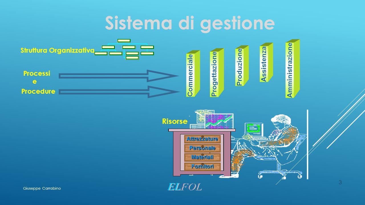 Sistema di gestione Risorse Struttura Organizzativa Assistenza