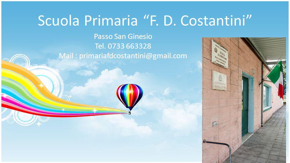 Scuola Primaria F. D. Costantini