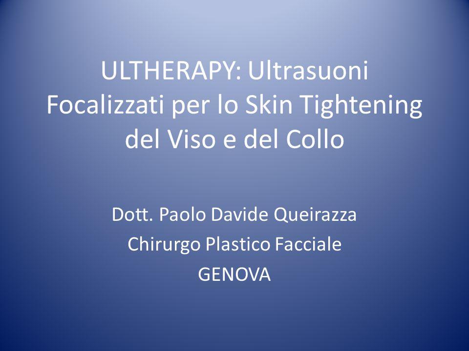 Dott. Paolo Davide Queirazza Chirurgo Plastico Facciale GENOVA