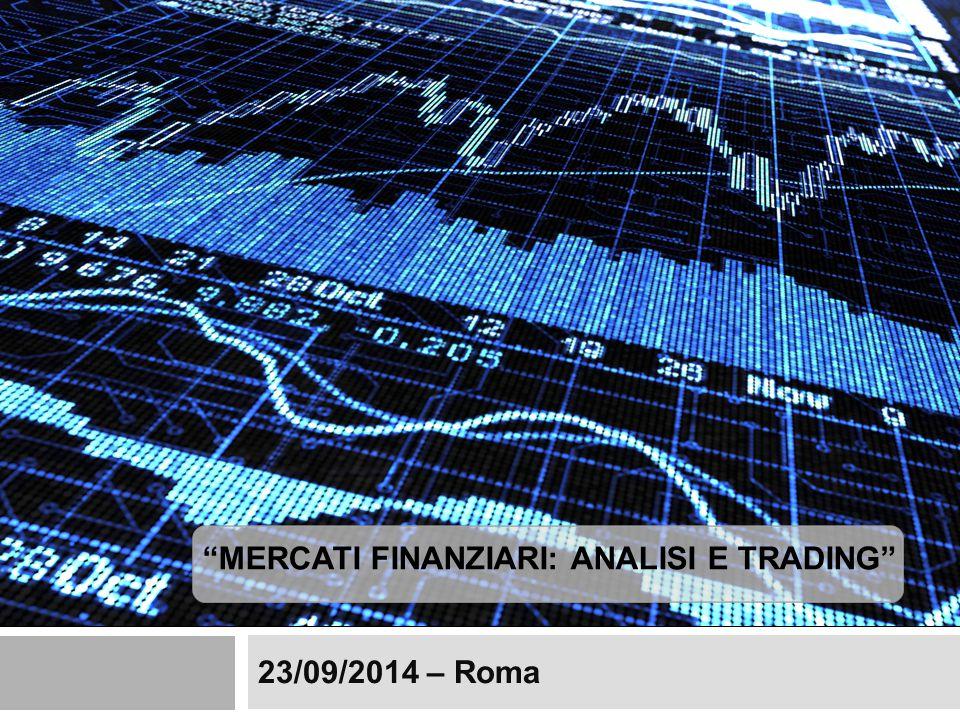 Mercati finanziari: Analisi e Trading