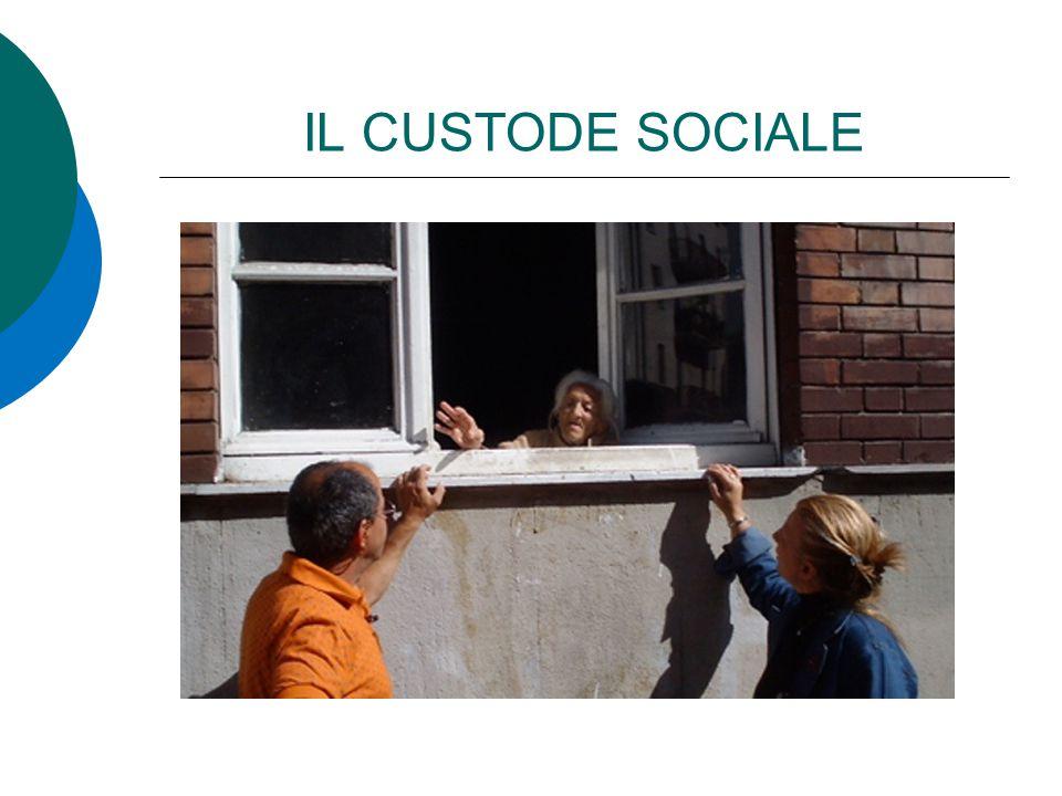 IL CUSTODE SOCIALE
