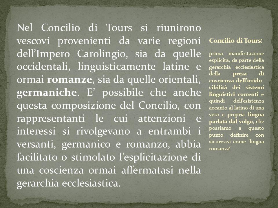 Concilio di Tours: