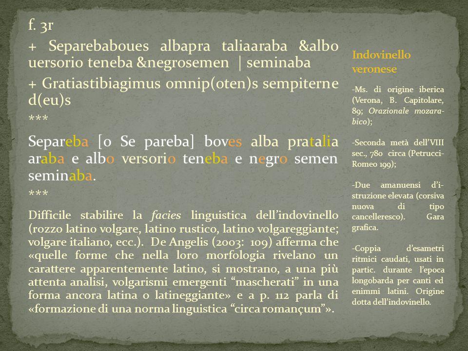+ Gratiastibiagimus omnip(oten)s sempiterne d(eu)s ***