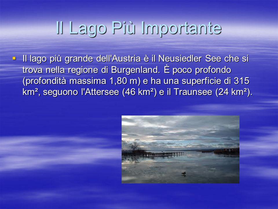 Il Lago Più Importante
