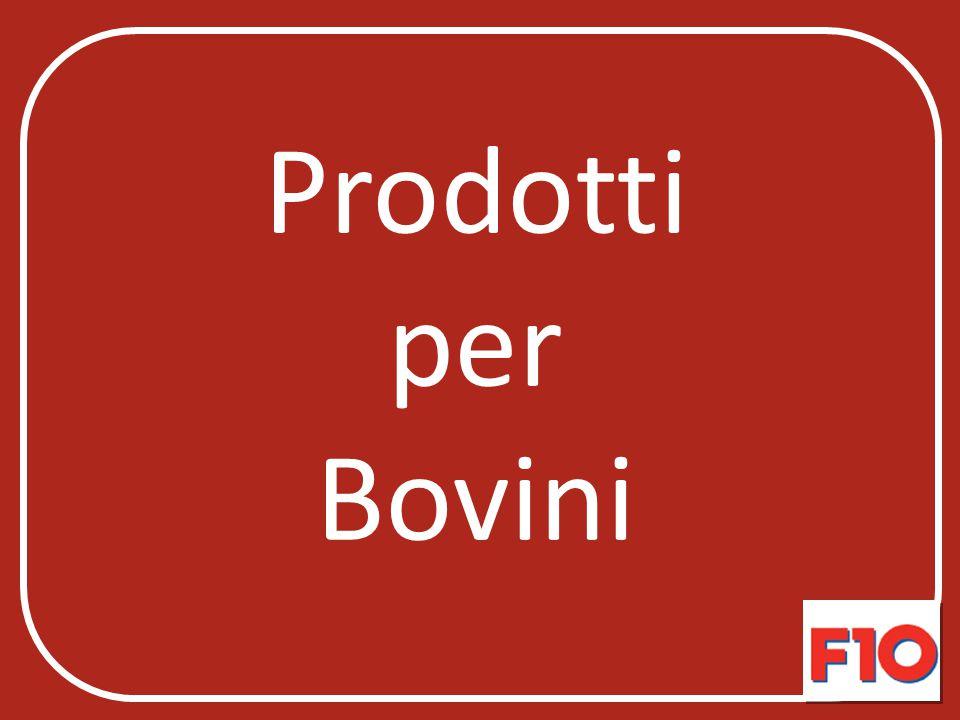 Prodotti per Bovini