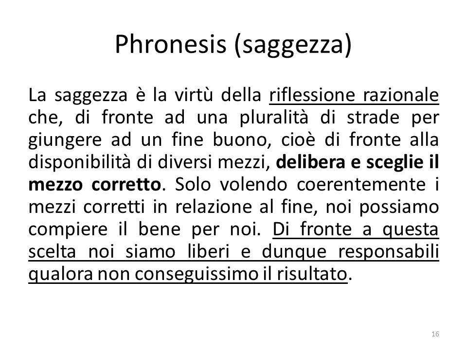 Phronesis (saggezza)