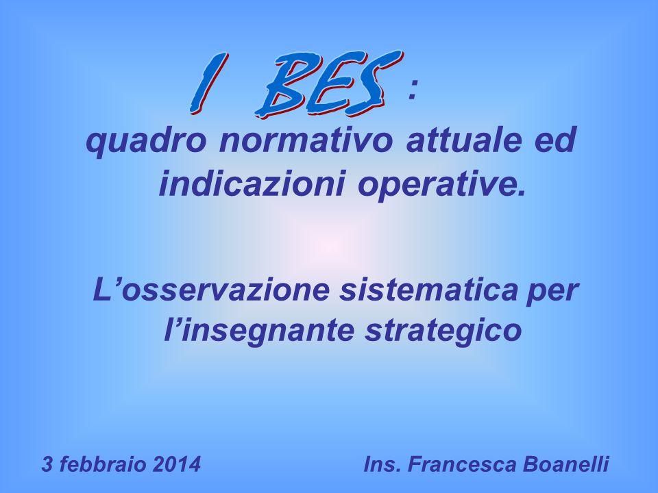 quadro normativo attuale ed indicazioni operative.
