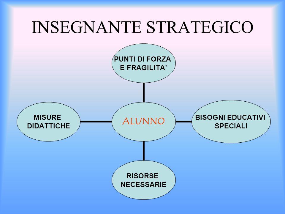 INSEGNANTE STRATEGICO