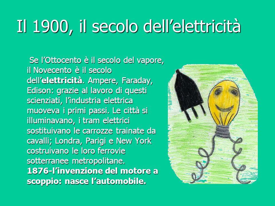 Il 1900, il secolo dell'elettricità
