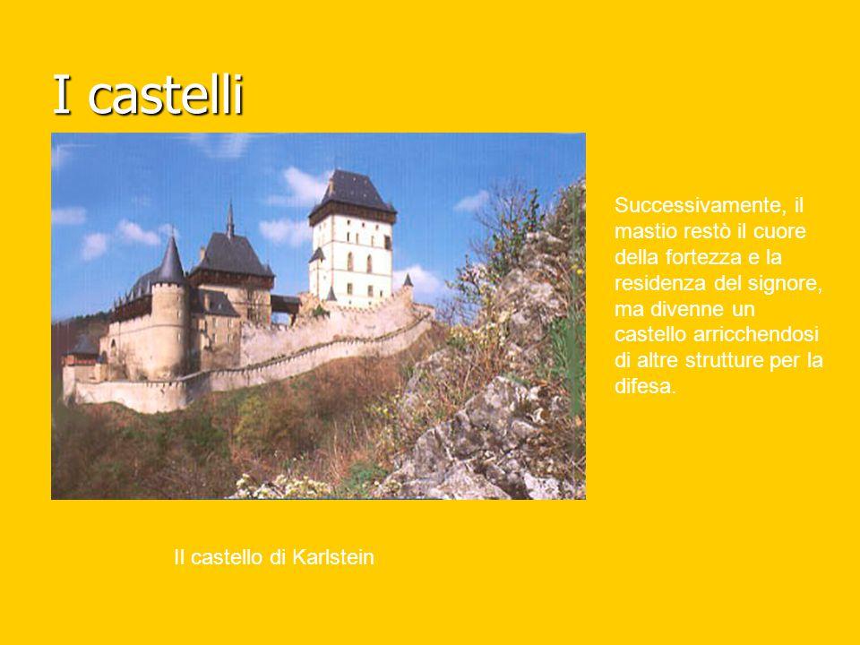 Il castello di Karlstein