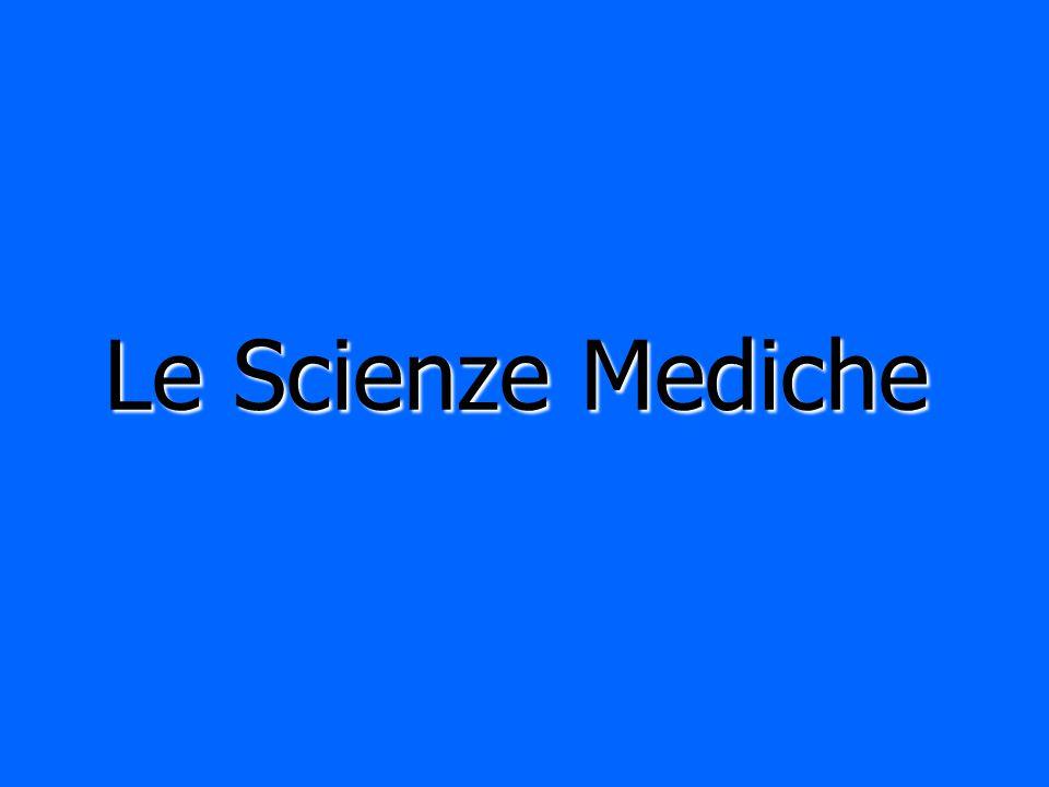 Le Scienze Mediche