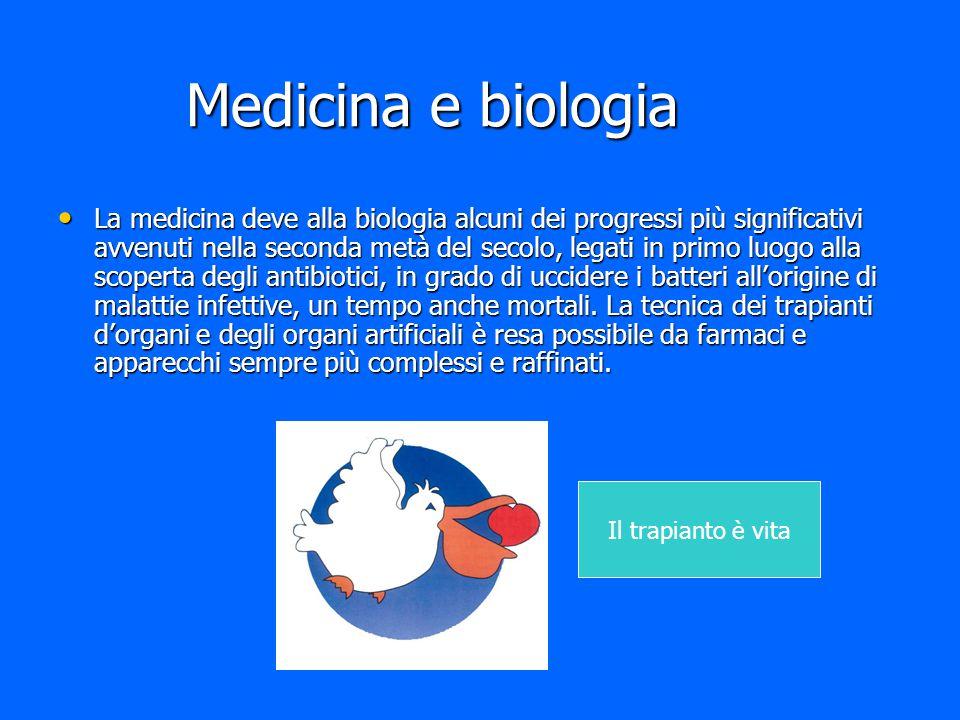 Medicina e biologia