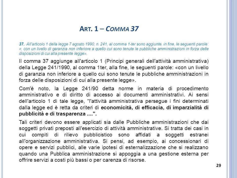 Art. 1 – Comma 37