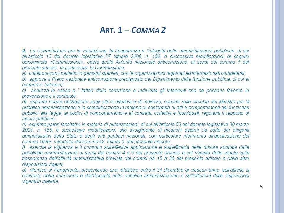 Art. 1 – Comma 2