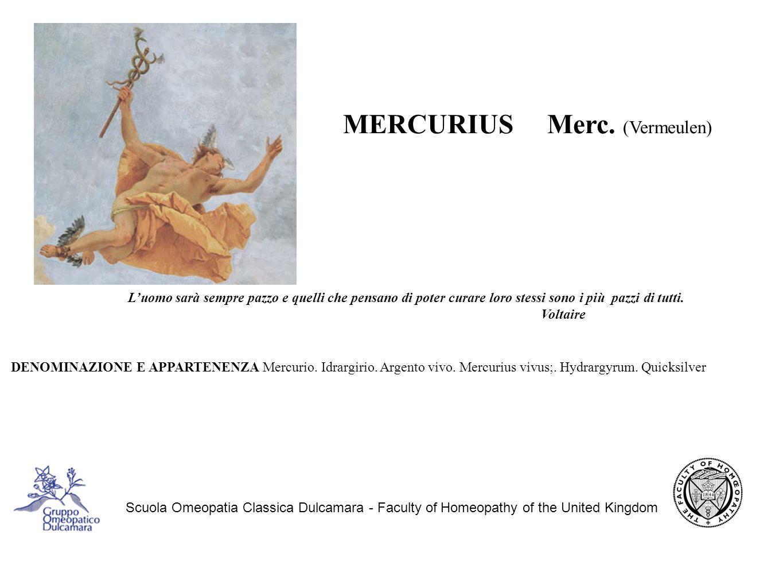 MERCURIUS Merc. (Vermeulen)