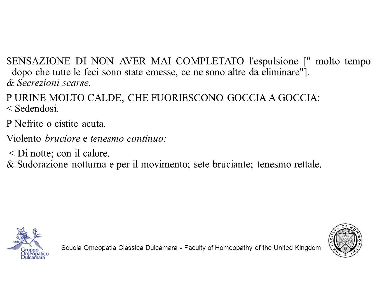 P URINE MOLTO CALDE, CHE FUORIESCONO GOCCIA A GOCCIA: < Sedendosi.