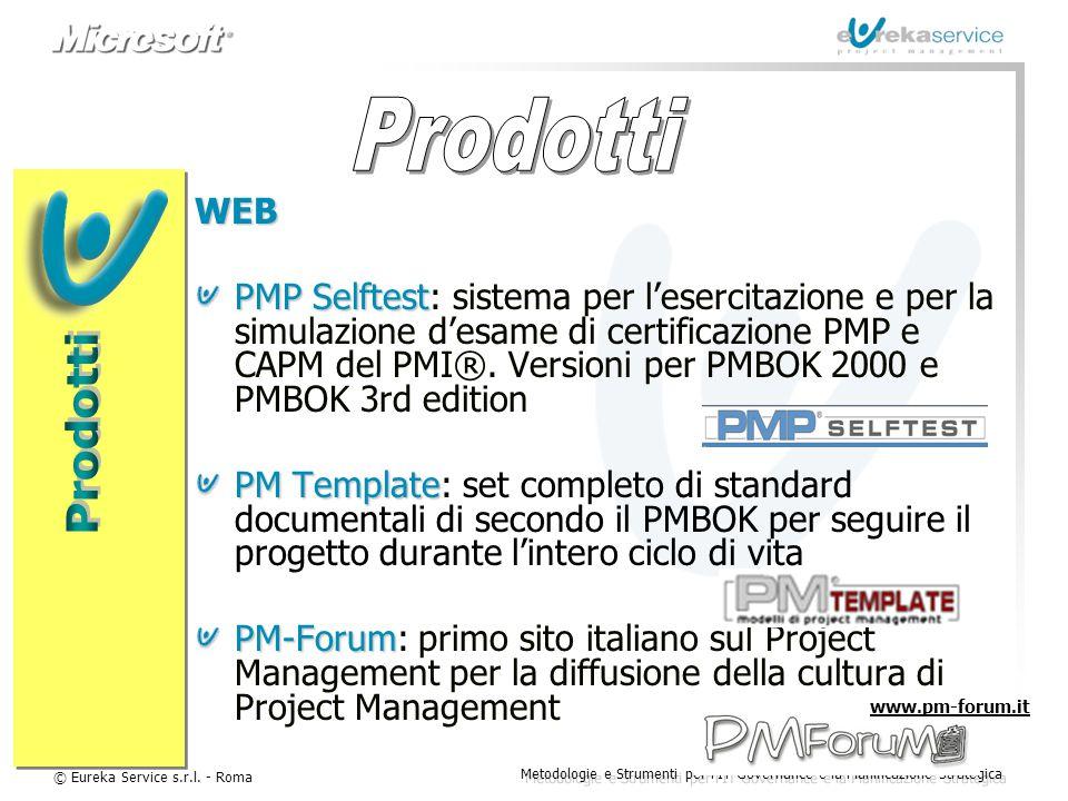 Prodotti WEB.